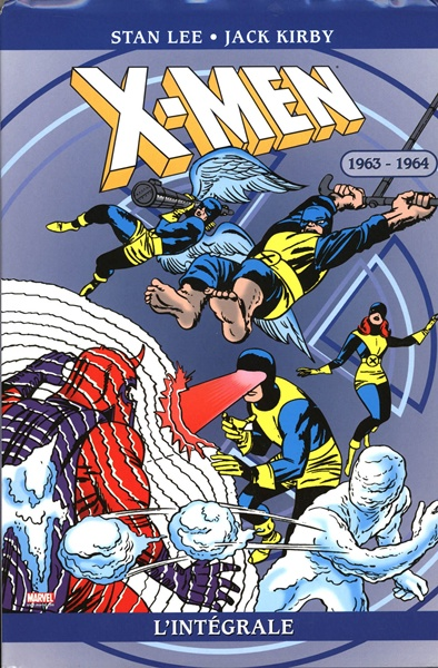 X-MEN : L'INTÉGRALE 1963-1964