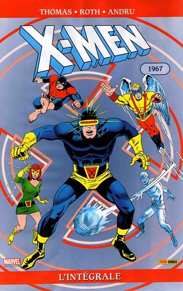 X-MEN : L'INTÉGRALE 1967