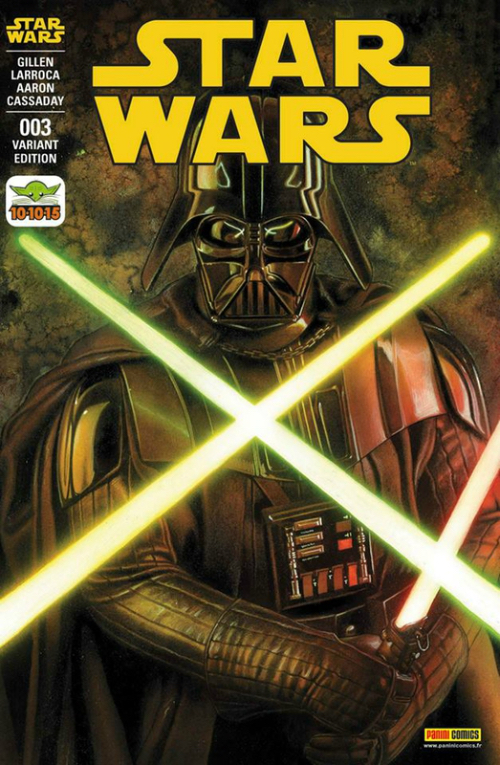 STAR WARS 3 (Couv. B)