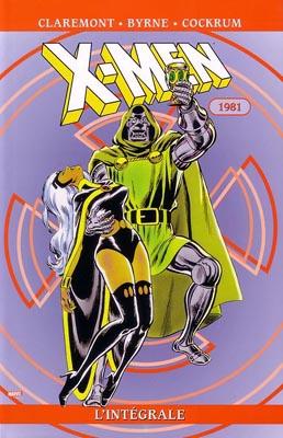 X-MEN : L'INTÉGRALE 1981