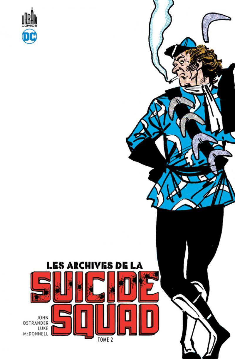 Archives de la Suicide Squad (les) tome 2