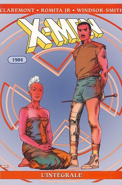 X-MEN : L'INTÉGRALE 1984