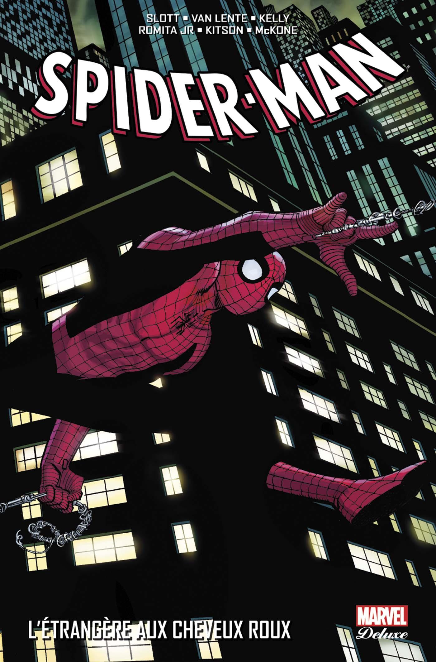 SPIDER-MAN – L'ETRANGERE AUX CHEVEUX ROUX