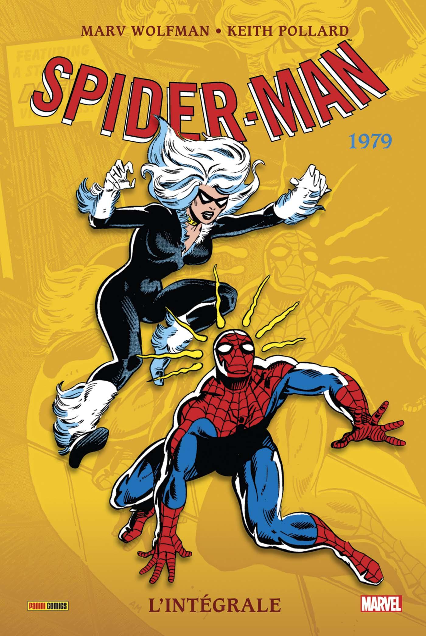 AMAZING SPIDER-MAN L'INTEGRALE 1979 (NOUVELLE EDITION)