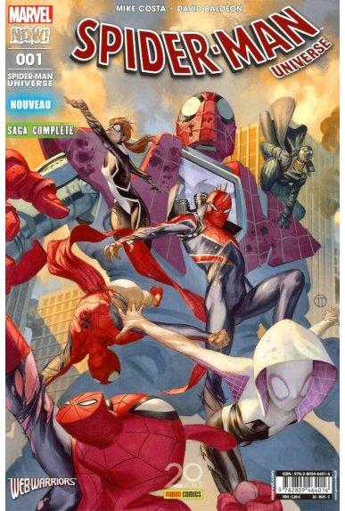 SPIDER-MAN UNIVERSE 1 : WEB WARRIORS (2 sur 2)