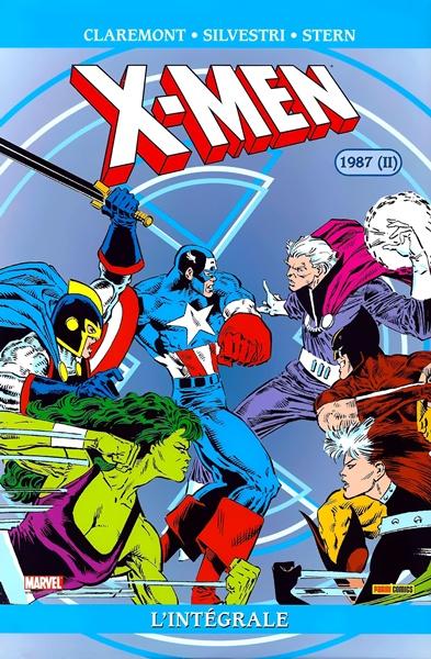 X-MEN : L'INTÉGRALE 1987 (2)