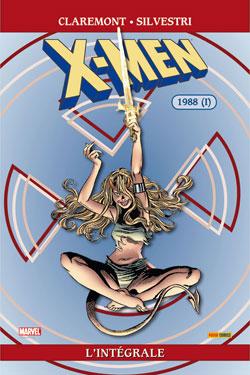 X-MEN : L'INTÉGRALE 1988 (I)