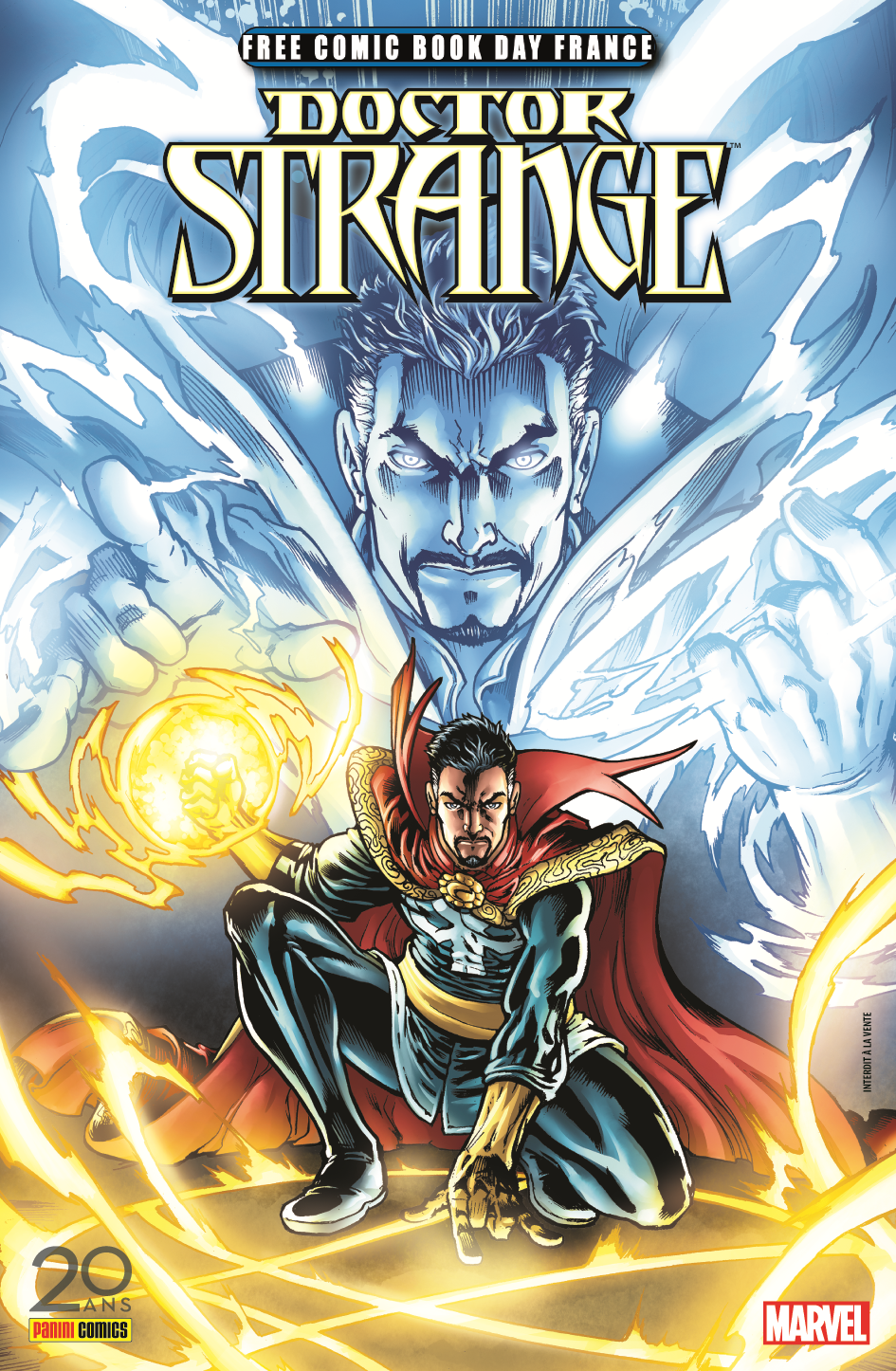 FCBD2017 - Doctor Strange – Mystic Apprentice !