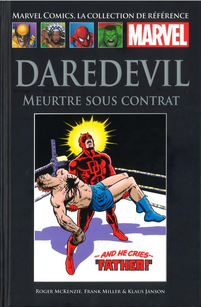 Tome XXXVIII: Daredevil - Meurtre sous contrat