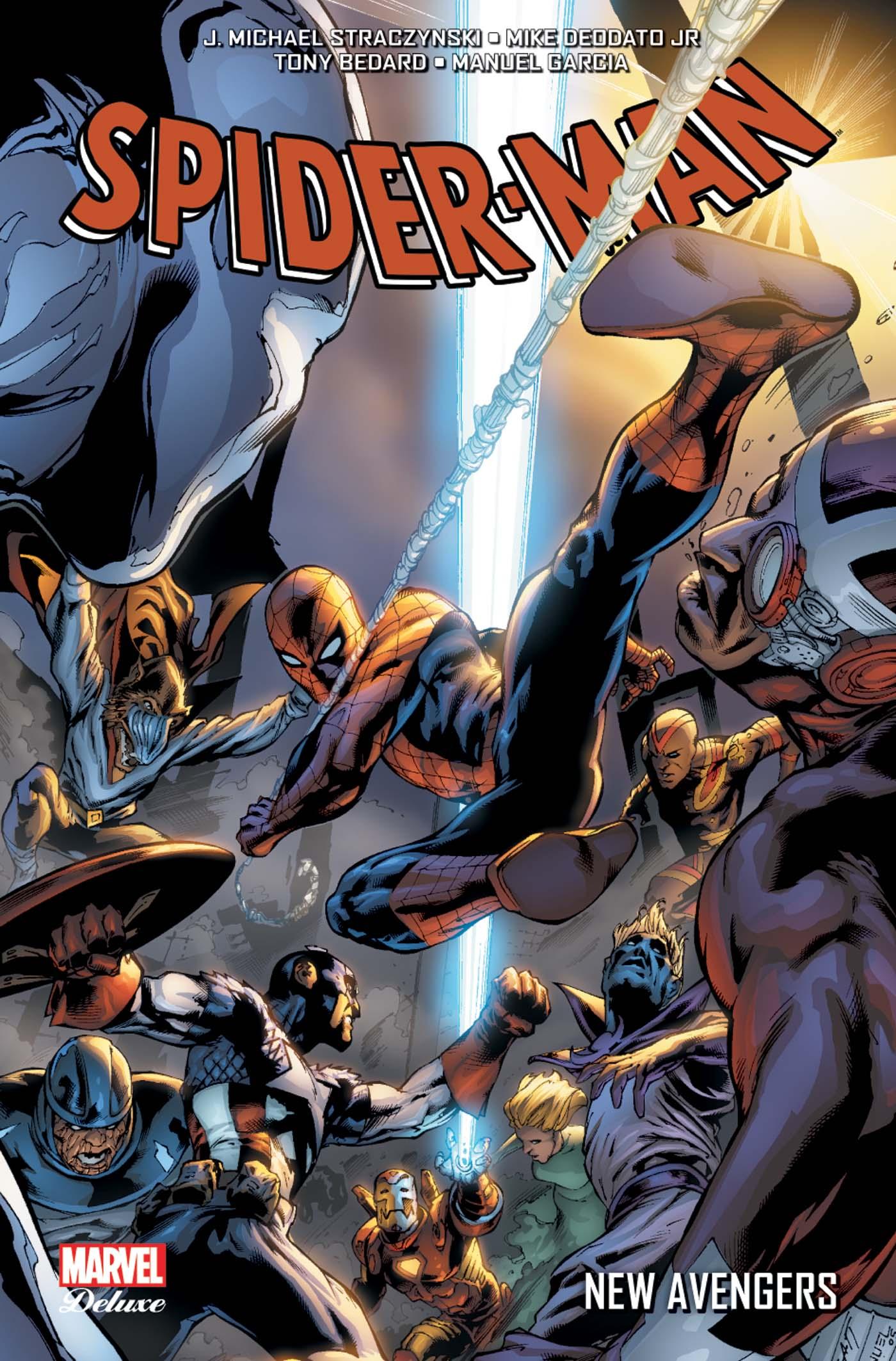SPIDER-MAN – NEW AVENGER