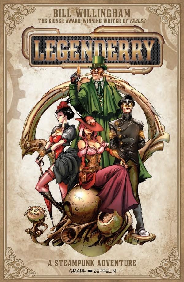 Legenderry : L'aventure Steampunk