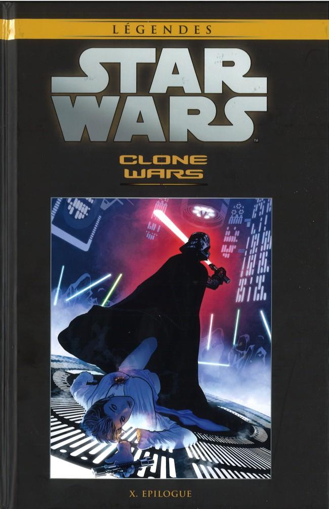 Tome 35 - Clone Wars Tome 10 : Epilogue