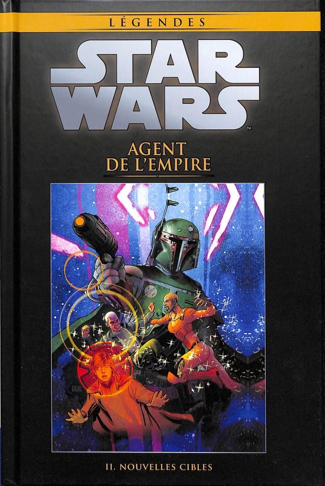 Tome 44 - Agents de l'Empire Tome 2 : Nouvelles cibles
