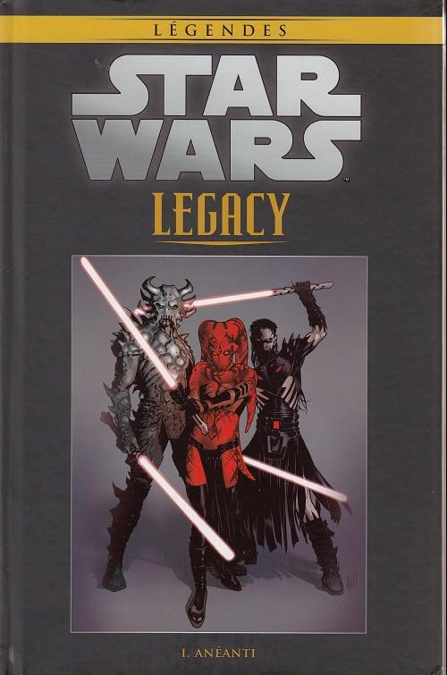 Tome 85 - Legacy Tome 1 : Anéanti