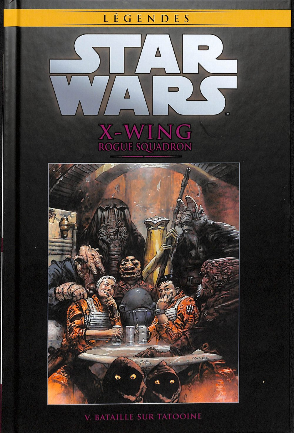 Tome 66 - X-Wing Rogue Squadron Tome 5 : Bataille sur Tatooine