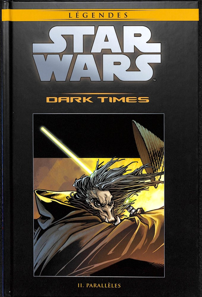 Tome 37 - Dark Times Tome 2 : Parallèles