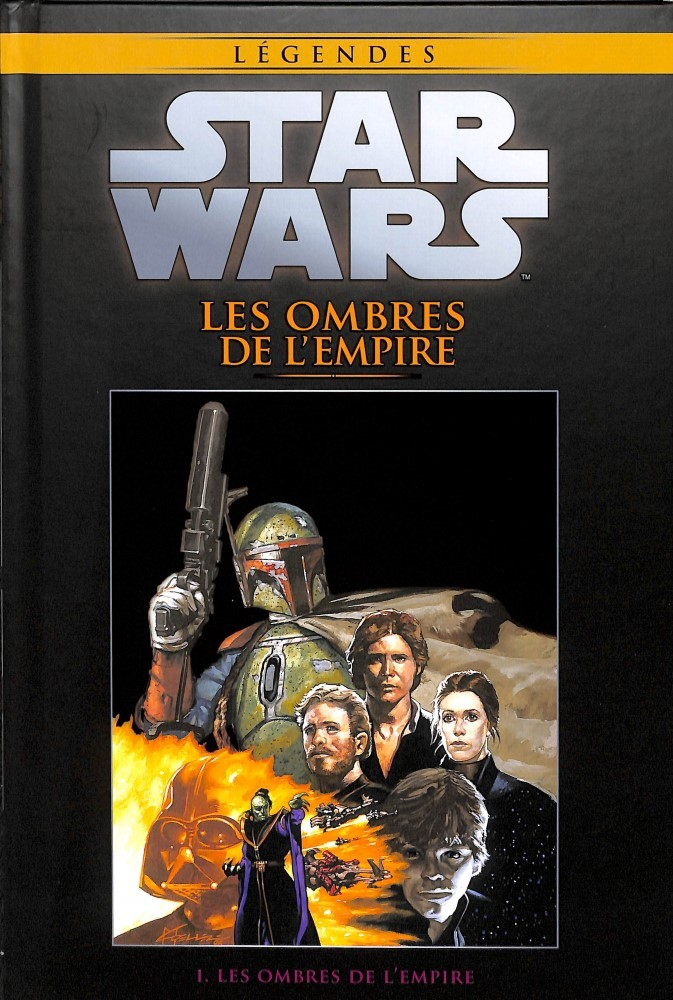 Tome 59 - Les Ombres de l'Empire Tome 1 : Les Ombres de l'Empire