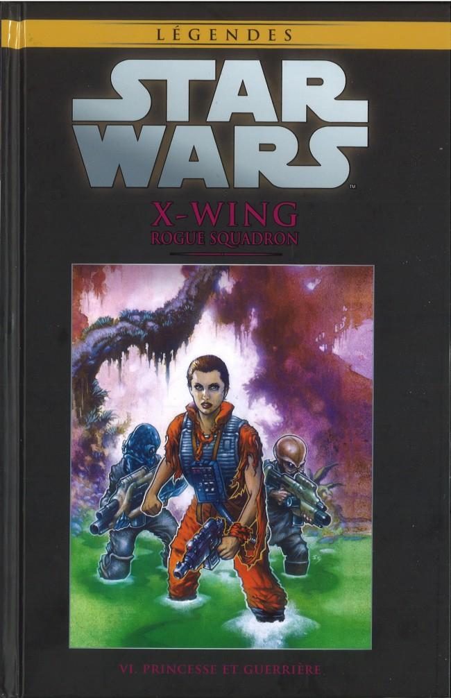 Tome 67 - X-Wing Rogue Squadron Tome 6 : Princesse et guerrière