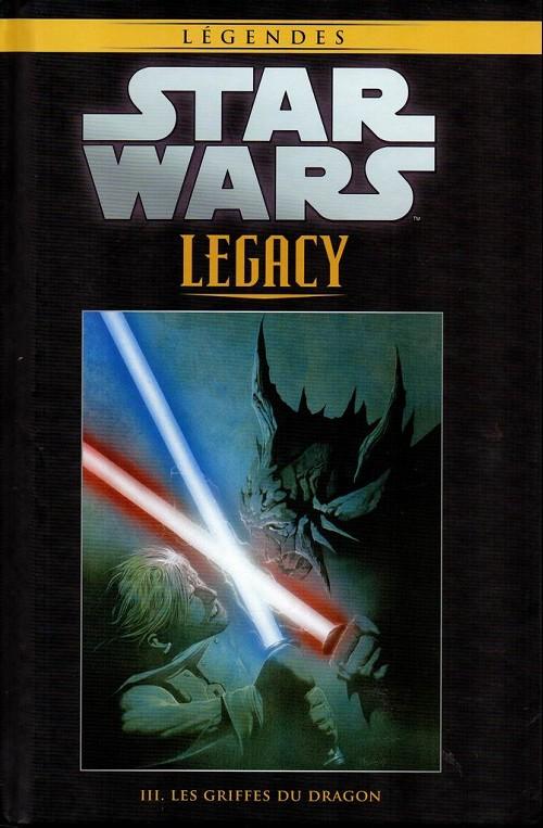 Tome 87 - Legacy Tome 3 : Les griffes du dragon