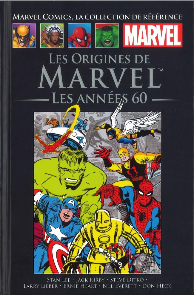 Tome 73: Les Origines de Marvel - Les Années 60
