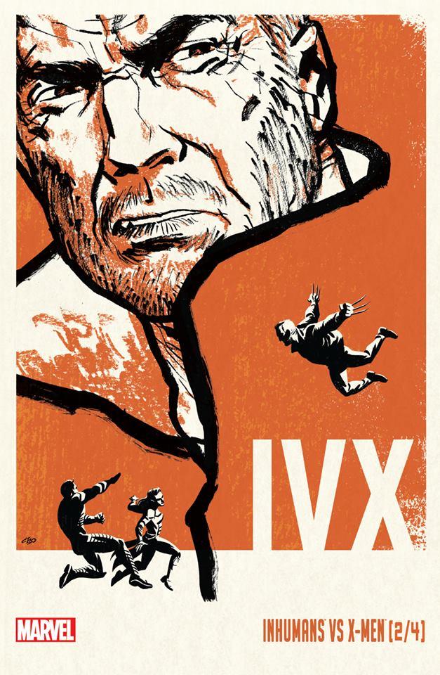 INHUMANS VS X-MEN 2 (Collector)