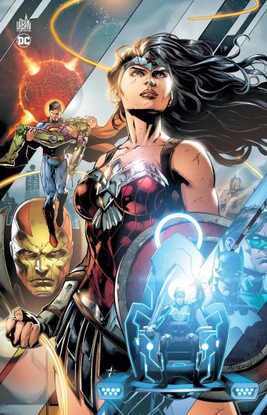 Justice League - La Guerre de Darkseid - Edition anniversaire 5 ans