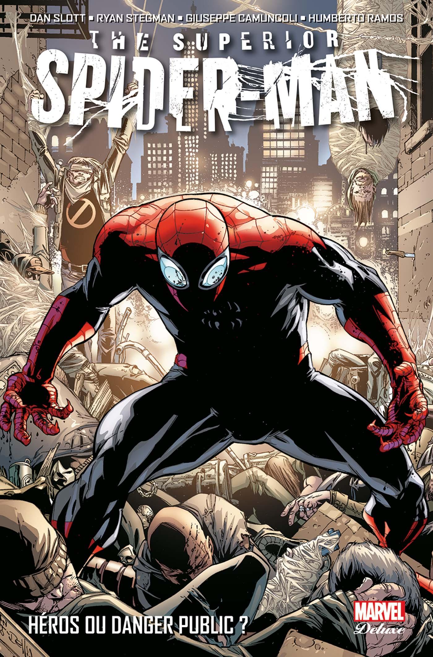 SUPERIOR SPIDER-MAN 1