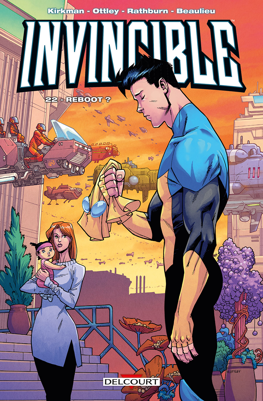 Invincible 22. Reboot ?