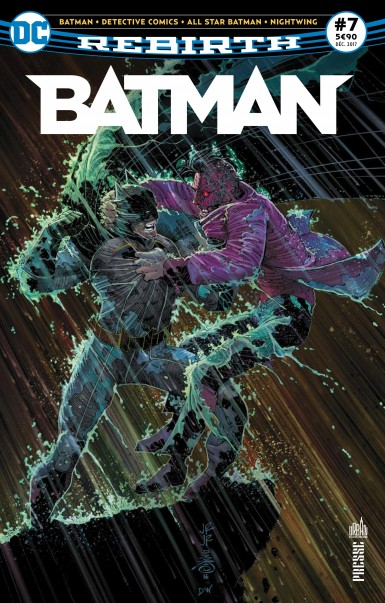 Batman Rebirth 7