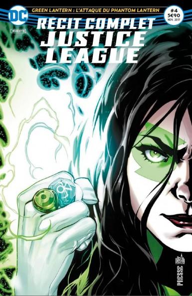 Justice League Récit Complet 4
