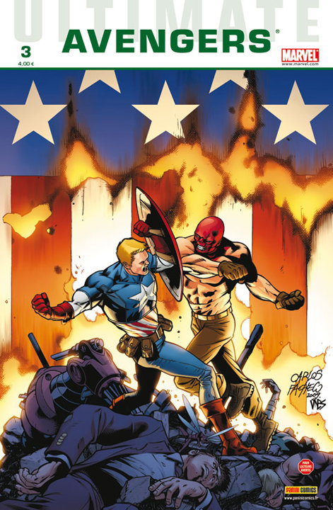 Ultimate Avengers 03