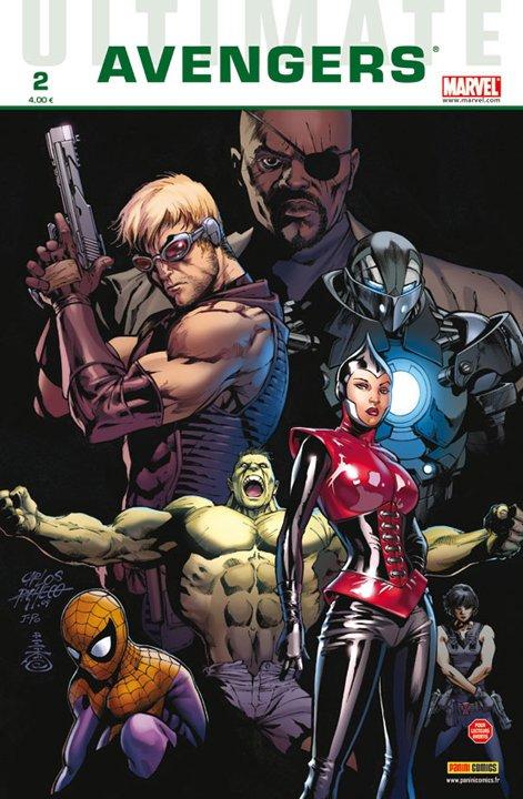 Ultimate Avengers 02