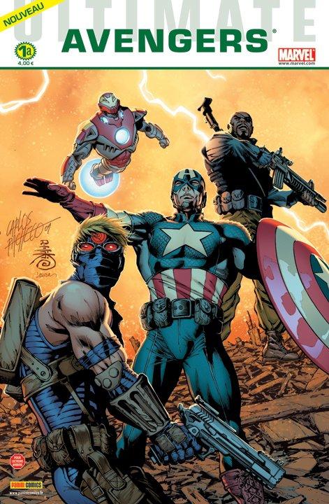Ultimate Avengers 01