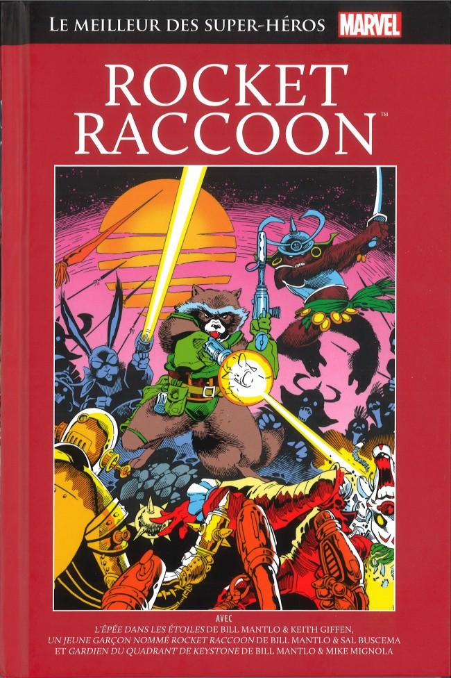 Tome 45: Rocket Raccoon