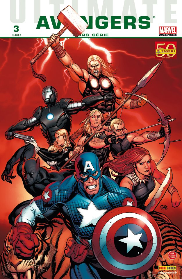 Ultimate Avengers Hors-Série 03