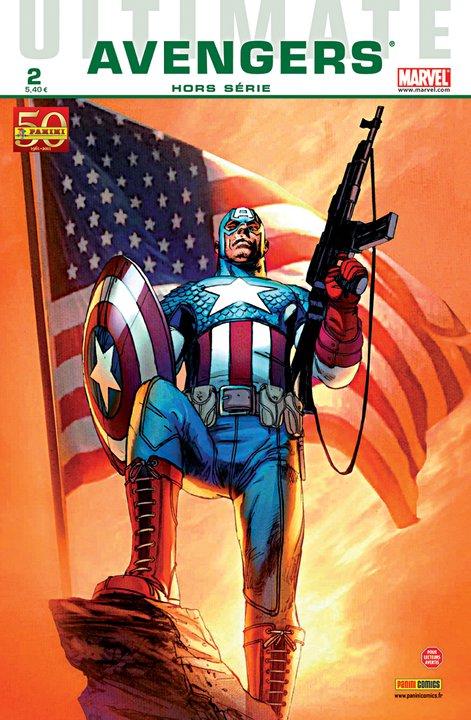 Ultimate Avengers Hors-Série 02