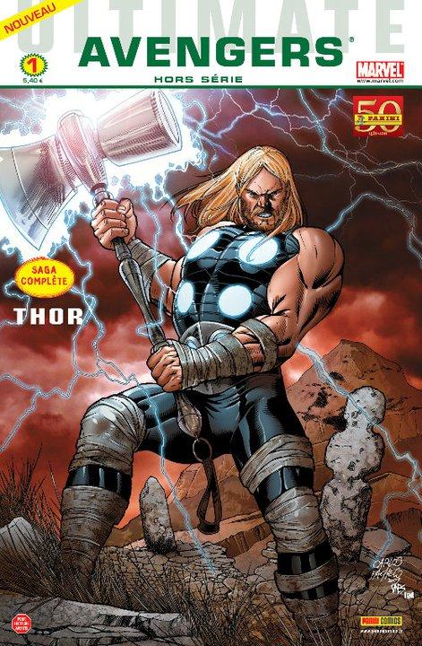 Ultimate Avengers Hors-Série 01