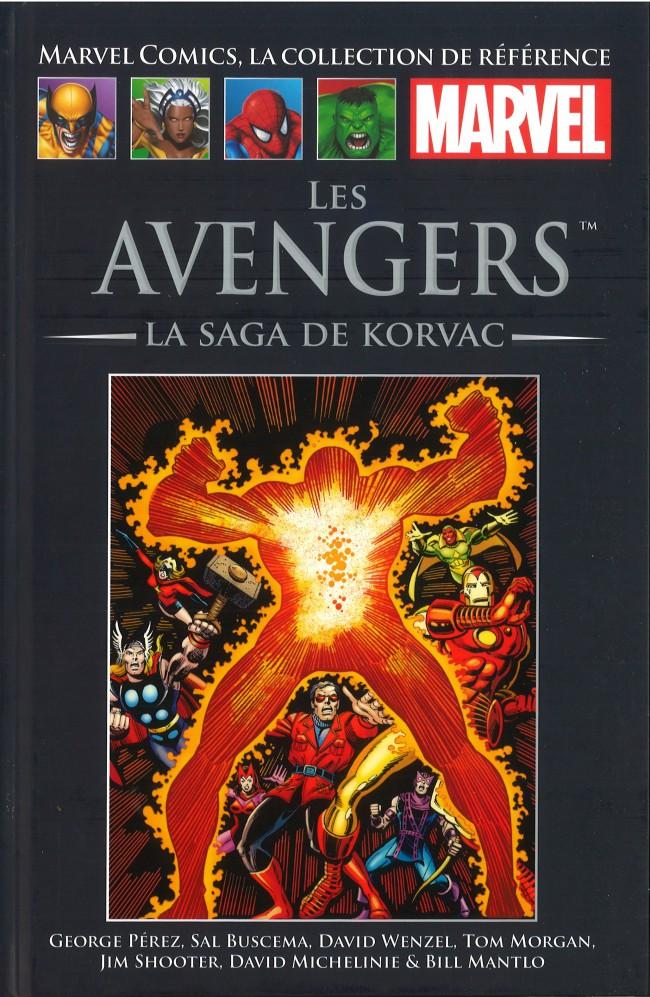 Tome XXXVII: Avengers - La Saga de Korvac