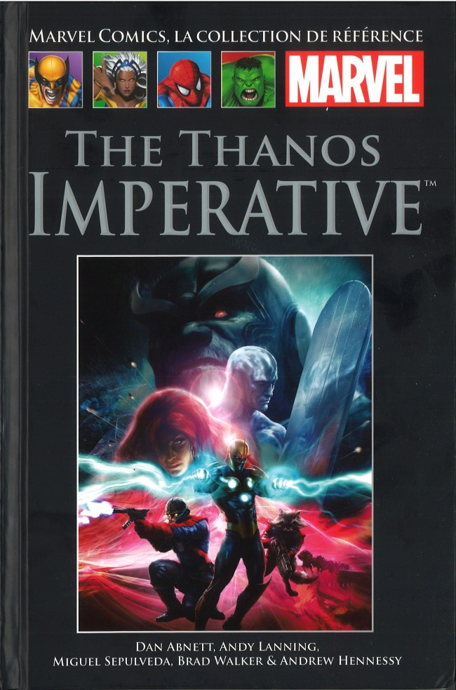 Tome 71: The Thanos Imperative