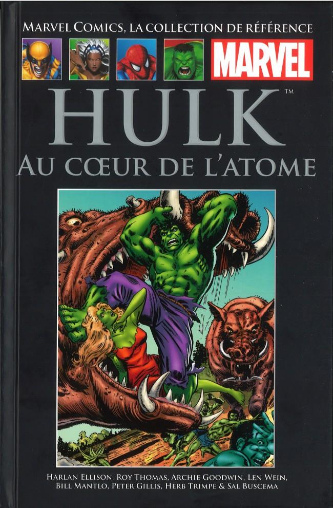 Tome XIX: Hulk - Au Coeur de l'Atome