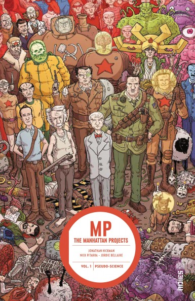 MANHATTAN PROJECTS tome 1