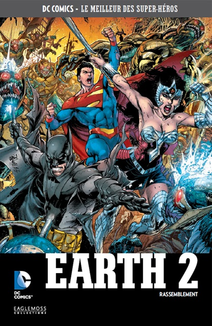 Tome 59: Earth 2 - Rassemblement