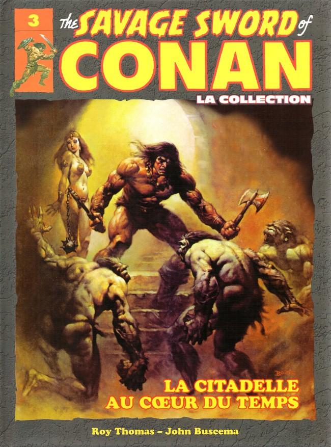 The Savage Sword of Conan 3 - La citadelle au cœur du temps
