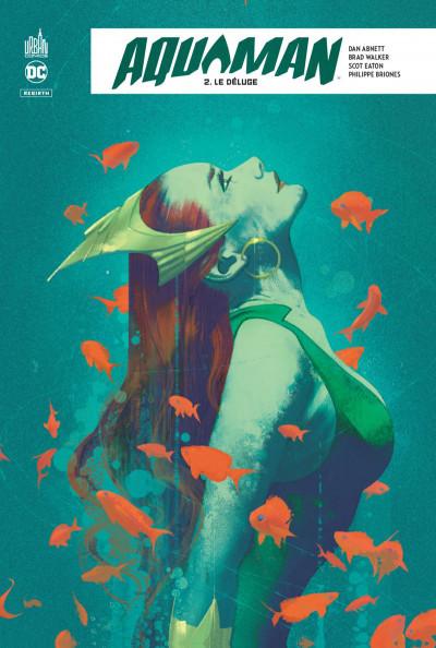 Aquaman rebirth tome 2