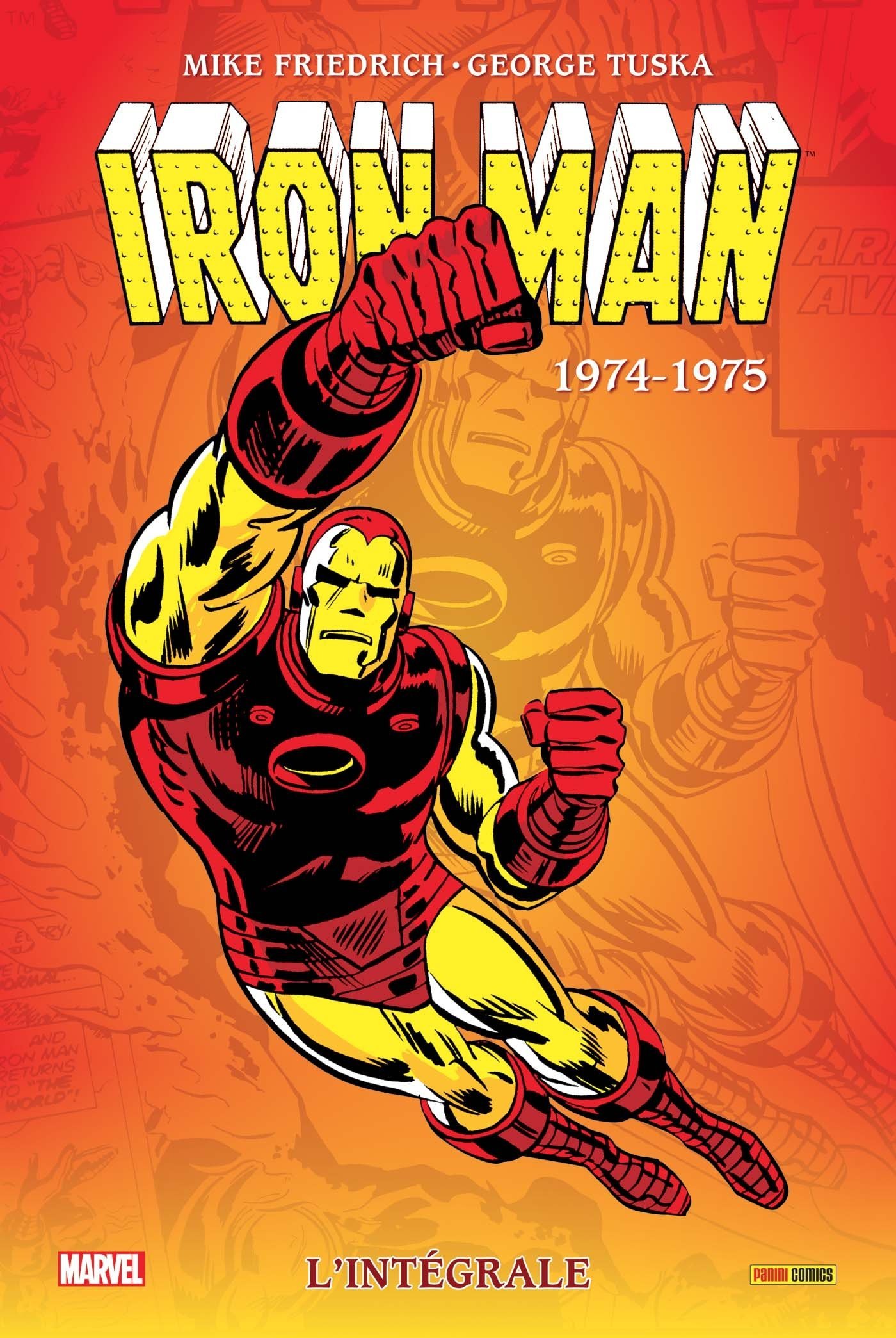IRON MAN : L'INTEGRALE 1974-75