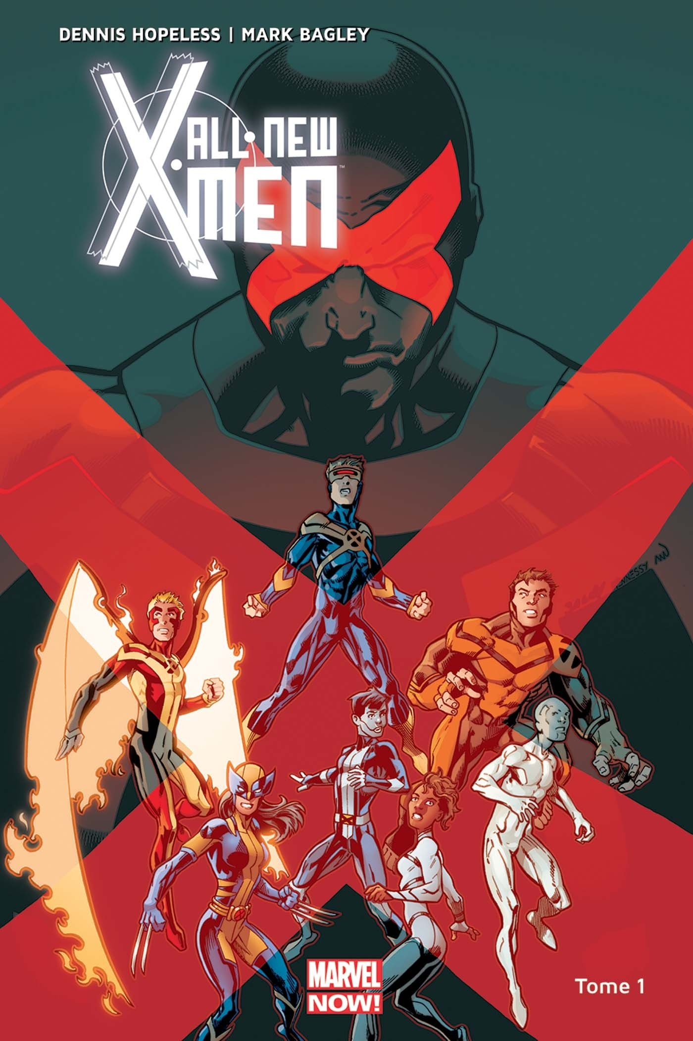 ALL-NEW X-MEN Tome 1