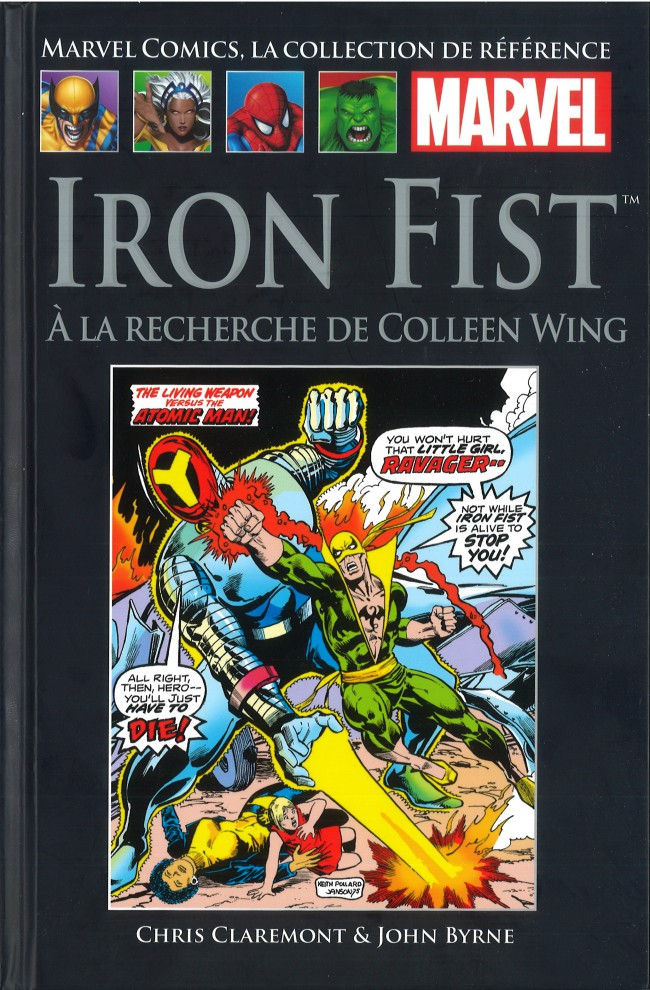 Tome XXXIII: Iron Fist - A la recherche de Colleen Wing
