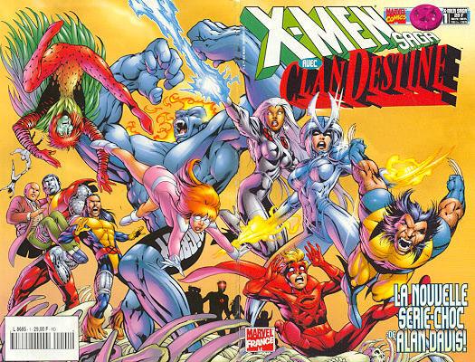 X-men Saga 01