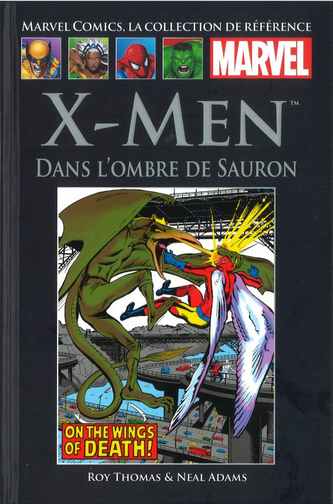 Tome XIV: X-Men - Dans l'Ombre de Sauron