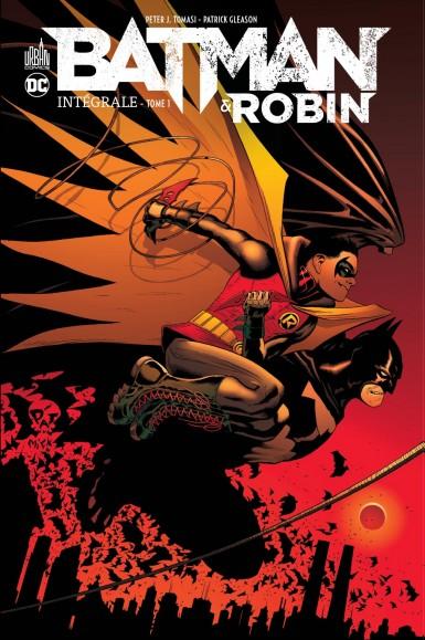 BATMAN & ROBIN intégrale tome 1